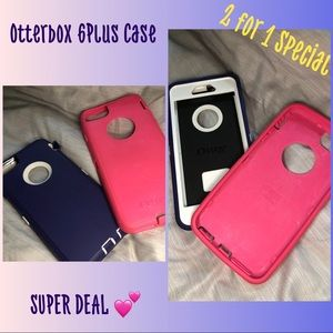 Otterbox 6Plus Case